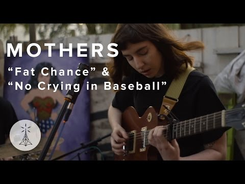 """81. Mothers - """"Fat Chance"""" & """"No Crying in Baseball"""" — Public Radio /\ Sessions"""
