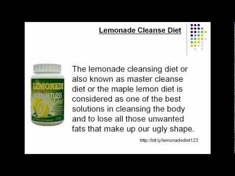 Lemonade Cleanse Diet – Does the Lemonade Cleanse Diet Actually Work?