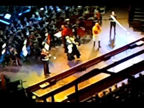 Mountbatten Festival of Music (видео)