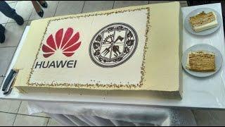 Співробітництво КПІ та компанії Huawei