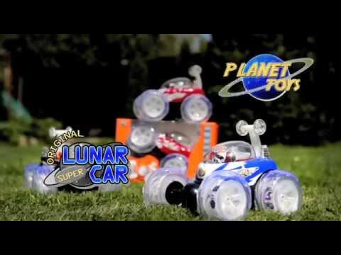 Перевертыш на радиоуправлении LX Toys LX-9029r Invincible Tornado Красный
