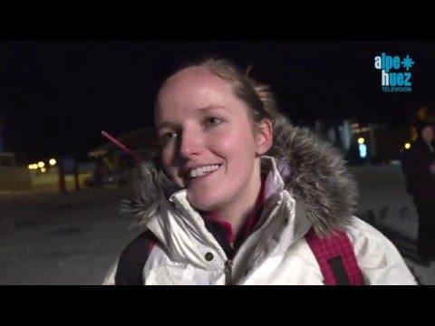 Alpe d'Huez : Première Sarenne By Night de la saison !