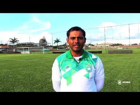Técnico Philipi Coutinho (Base Sub-17)