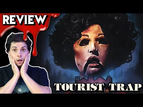 TOURIST TRAP (1979) 🌕 Full Moon Movie Review