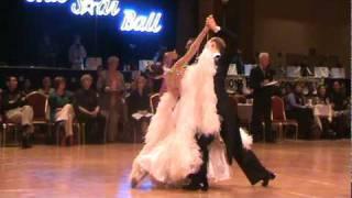 2009 World Pro/Am International Standard Championship-A (W/T/VW/FT/QS) - Denis Donskoy [326] with Tatiana Seitz