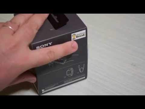 Unboxing Sony Smartwatch 2 Metal Silver Edition