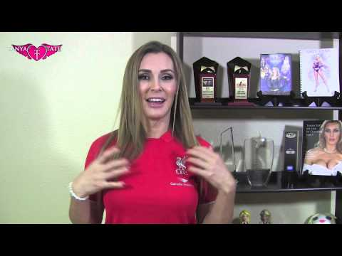 Tanya Tate 2014 SEXPO South Africa Expo Info