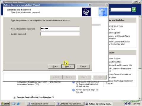 2 How to Uninstall Active Directory on Windows Server 2003