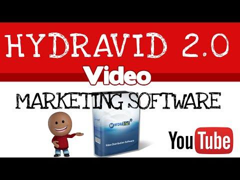 Hydravid 2.0 Video Marketing Software Demo Review