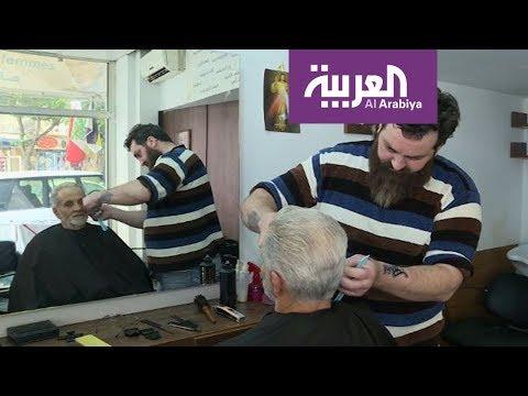 العرب اليوم - شاهد:صالون مجاني للشعر في لبنان