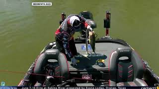 KVD's late kicker - Championship Sunday Grand Lake 2018