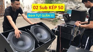 Video Double Sub bass 50 - Coil 110 - From 220 - ~ 26  - Vinhaudio77 MP3, 3GP, MP4, WEBM, AVI, FLV Desember 2018
