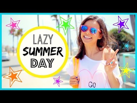 Wake Up With Me%21 %E2%9D%8B Lazy Summer Day Routine