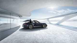 New Porsche 911 Targa - Roof System