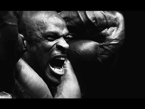 Bodybuilding motivation – Ronnie Coleman