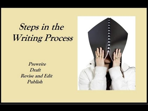 six step writing process Chapter 6 the writing process which of the following is the first step in planning a message the last stage in the writing process is.