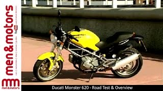 5. Ducati Monster 620 - Road Test & Overview