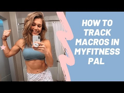 HOW TO TRACK MACROS FOR WEIGHT LOSS  | Coach Krystal
