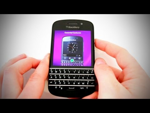 blackberry - BlackBerry Q10 Pricing & Specs - http://bit.ly/16fj6XO 50% off SanDisk microSD cards up to 64GB - http://amzn.to/Yt79cb This is an unboxing and overview of t...
