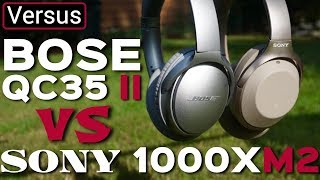 Video Sony 1000XM2 Vs Bose QC35 II - Which Is The Best Noise Canceling Headphones (Late 2017) MP3, 3GP, MP4, WEBM, AVI, FLV Juli 2018