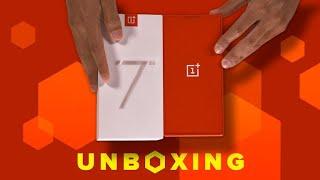 Unboxing OnePlus 7 Pro: Celular pura pantalla y cámara oculta