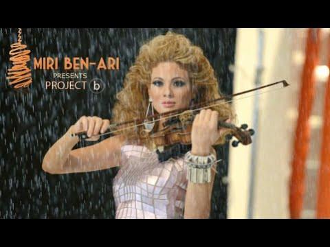 Miri Ben-Ari live show
