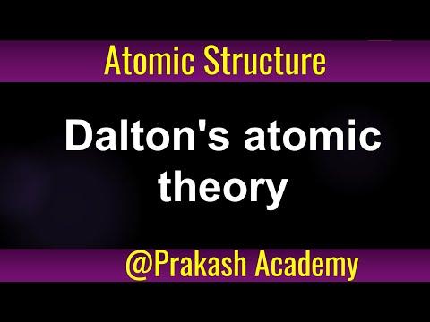 Daltons Atomtheorie