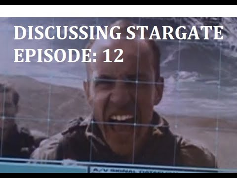 Discussing Stargate Episode 12: A Matter of Time (Stargate SG-1 Review)
