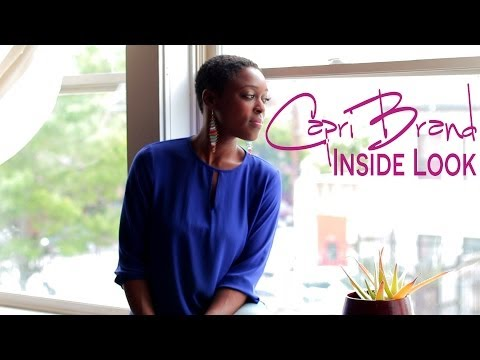 Inside Look at Capri Brand Image Consulting