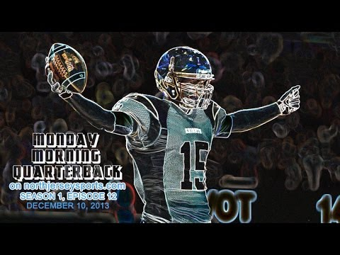 Monday Morning Quarterback (Season 1, Episode 12 -- 12/1013)
