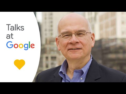 Keller - Tim Keller visits Google's Mountain View, CA, headquarters to discuss his book,