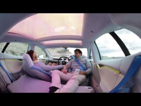 Rinspeed - a jövő autója