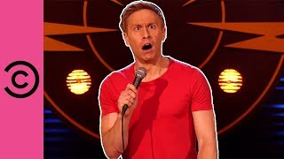 Naked Man Laugh | Russell Howard Stand Up Central