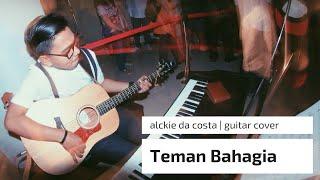 Video Teman Bahagia - Jaz (Guitar Cover) MP3, 3GP, MP4, WEBM, AVI, FLV Juli 2018