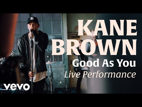 Video Good As You (Official Live Performance) | Vevo x Kane Brown download in MP3, 3GP, MP4, WEBM, AVI, FLV January 2017