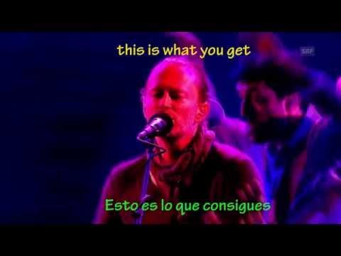 "radiohead – ""karma police"" 1997"
