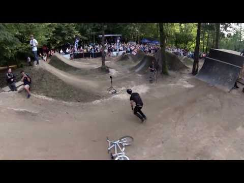 Red Bull Wild Ride 2013 - Front Whip Keine Chance (видео)