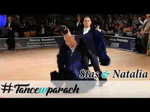 Stas Portanenko & Natalia Koliada Tango 1 round European Champioships - Assen 2018