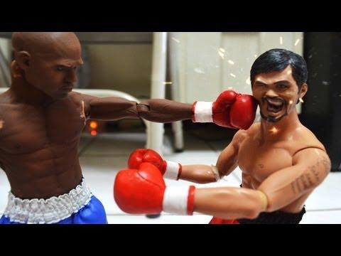 拳王爭霸戰,你不能錯過的超屌停格動畫!