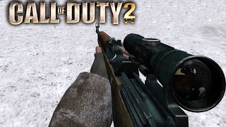 Call of Duty 2 Gameplay featuring Campaign Mission on Veteran.● NEW Gameplays: https://bit.ly/Gamekiller346● Call of Duty Series: https://bit.ly/callofdutyseries● Featured Games: https://bit.ly/newgamevideosAbout the game:Call of Duty® 2 redefines the cinematic intensity and chaos of battle as seen through the eyes of ordinary soldiers fighting together in epic WWII conflicts. The sequel to 2003's Call of Duty, winner of over 80 Game of the Year awards, Call of Duty 2 offers more immense, more intense, more realistic battles than ever before, thanks to the stunning visuals of the new COD™2 engine.All Comments & Likes are appreciated!Subscribe to GameKiller346's channel for more game videos:https://bit.ly/GK346