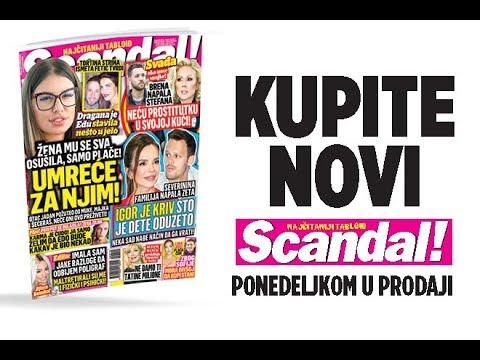 SCANDAL NOVINE: Dragana je Edu stavila nešto u hranu, žena mu se osušila, umreće! Igor je kriv što je Severini oduzet sin! Suzanu proklinju Simicine ćerke!