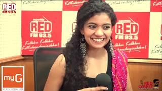 Anna Ben | Kumbalangi Nights | Red Carpet | RJ Mike | Red FM Malayalam