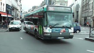 Video Paris RATP Autobus 2014 MP3, 3GP, MP4, WEBM, AVI, FLV Mei 2017