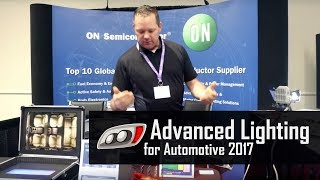 ON Semiconductor: www.onsemi.comIQPC holds a conference every year geared towards lighting designers, engineers, suppliers and manufacturers to share ideas and discuss new lighting trends in the automotive industry. This conference is called Advanced Lighting for Automotive Summit. For more information visit https://autoadvancedlighting.iqpc.com/