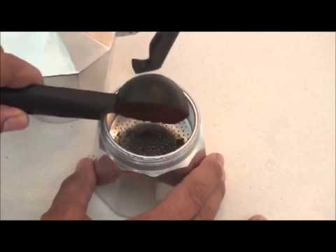 ESPRESS kavinukas iš nerūdijančio plieno