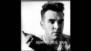 Morrissey Yes, i am blind subtitulado