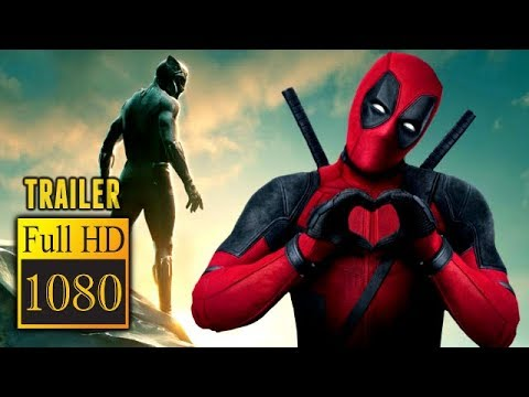 🎥 Deadpool 2 (2018) | Full Movie Trailer | Full Hd | 1080p