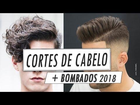 Corte de cabelo - CORTES DE CABELO Masculino mais USADOS em 2018