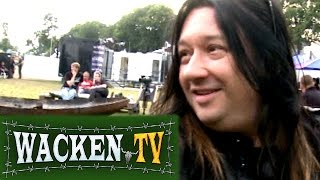 Testament - Interview at Wacken Open Air 2009