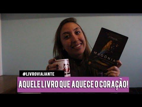 Livro Viajante: Magônia (CONTÉM SPOILER)  | Rebecca Victória